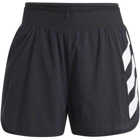 adidas TERREX Agravic TR Pro Trail Running Shorts Men, zwart